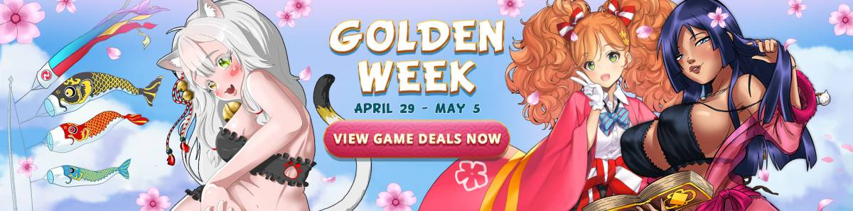 Nutaku Golden Week Sale